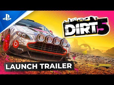 DIRT 5 - Launch Trailer | PS4
