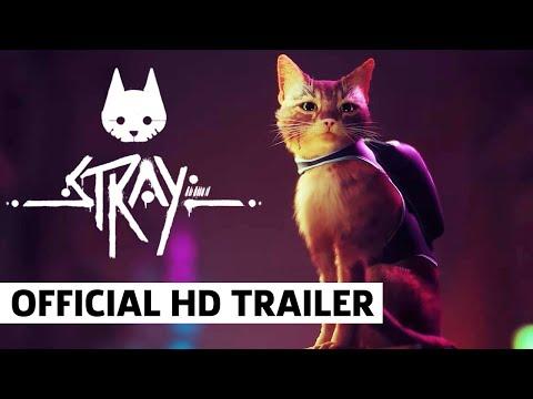 Stray Gameplay Walkthrough Trailer