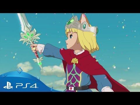 Ni No Kuni II | Gameplay Trailer | PS4