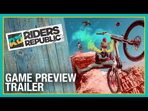 Riders Republic: Game Preview Trailer | Ubisoft Forward 2020 | Ubisoft [NA]