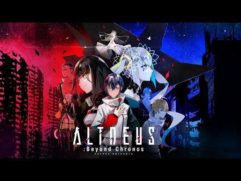 『ALTDEUS: Beyond Chronos』Trailer