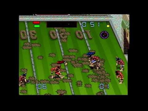 Video Games in 30 Seconds: Brutal Sports Football (Atari Jaguar)