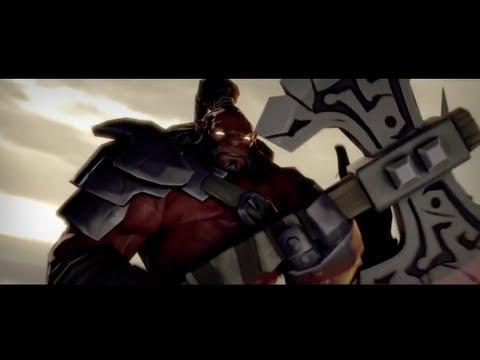 DOTA 2 - Official Trailer (Mac, PC)
