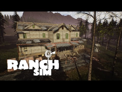 Ranch Simulator | Official Multiplayer Gameplay Trailer