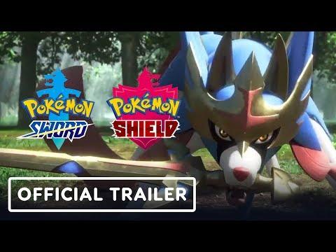 Pokémon Sword and Shield Trailer - New Pokemon, Legendaries, Dynamax