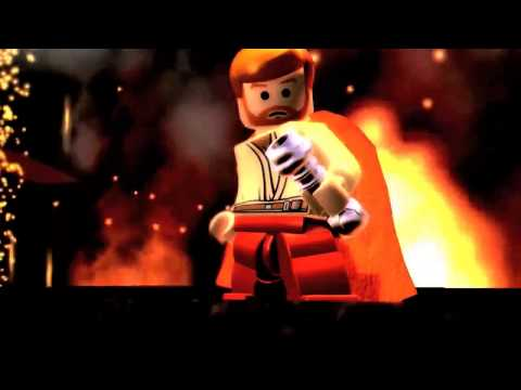 LEGO Star Wars: The Complete Saga - HD trailer