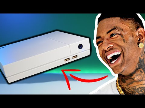 Unboxing SouljaBoy's NEW 2021 Games Console