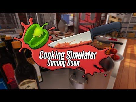 Cooking Simulator Trailer