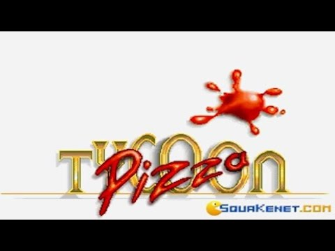 Pizza Tycoon gameplay (PC Game, 1994)