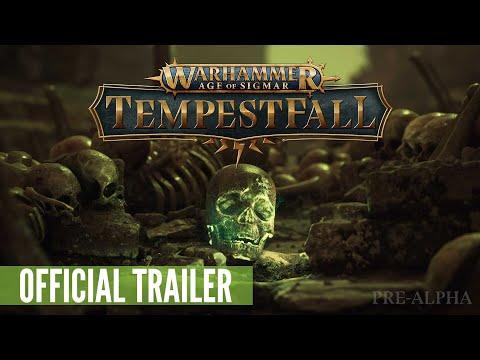 Warhammer: Age of Sigmar - Tempestfall Announcement Trailer