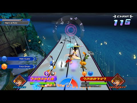 KINGDOM HEARTS Melody of Memory Announcement Trailer (Closed Captions)