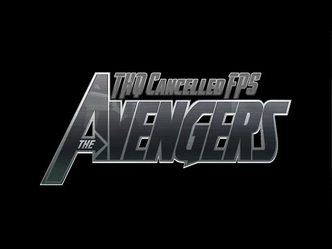 The Avengers   Footage of THQ's Cancelled FPS [July 14, 2011 Build]