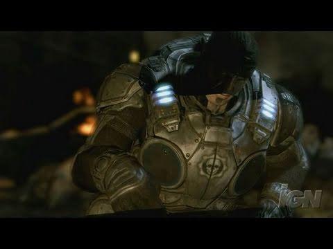 Gears of War Xbox 360 Trailer - Mad World Trailer