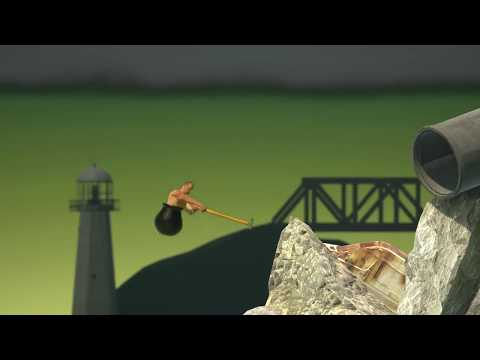 Getting Over It with Bennett Foddy Trailer