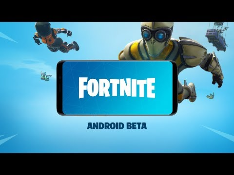 FORTNITE ANDROID BETA | NOW AVAILABLE