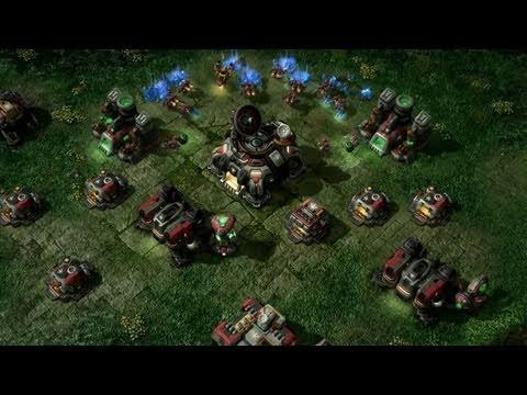 StarCraft II - Gameplay Overview