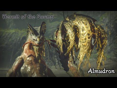 Monster Hunter Rise - Almudron Boss Fight #26