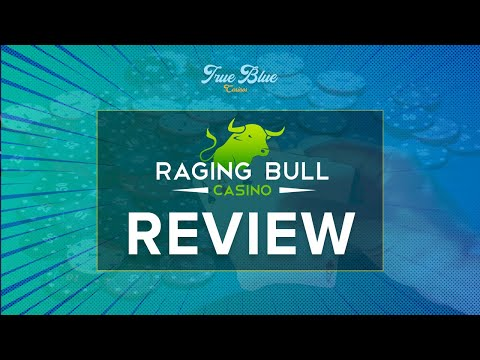 Raging Bull Casino - Review for Aussie Players