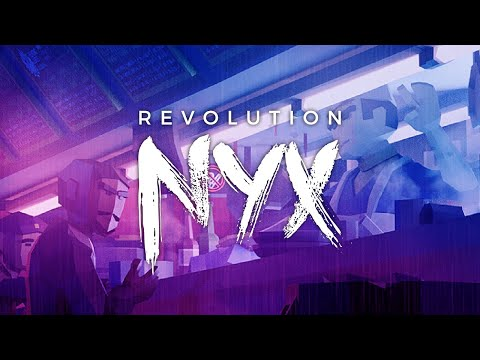 NYX: The Dark Cyberpunk VRMMORPG (Announcement Teaser)